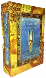 Healing with the Angels Oracle Cards Deck Doreen Virtue Angel Readings Love Life by Doreen Virtue PhD
