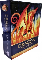 Dragon Oracle Tarot Cards by Diana Cooper by Diana Cooper