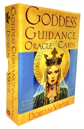 Goddess Guidance Oracle Cards (Doreen Virtue Powerful, Wise, and Loving God) by Doreen Virtue PhD