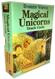 Magical Unicorns Oracle Cards Deck by Doreen Virtue Photo
