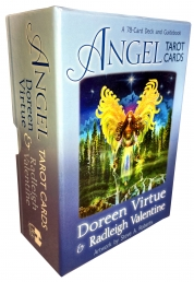 Angel Tarot Cards Oracle Deck Doreen Virtue & Radleigh Valentine Photo