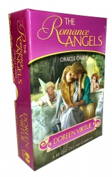 Romance Angels Tarot Cards Oracle Deck Doreen Virtue Photo