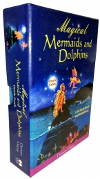 Magical Mermaids And Dolphin Oracle Cards Deck Doreen Virtue Psychic Reading by Doreen Virtue PhD