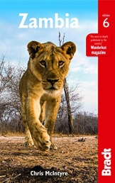 Zambia (Bradt Travel Guides) by Chris McIntyre Photo