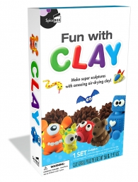 Make and Play Range Fun with Clay Craft Kit Photo
