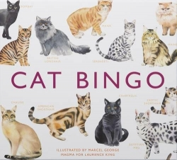 Cat Bingo (Magma for Laurence King) Photo