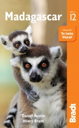 Madagascar (Bradt Travel Guides) - 9781784770488 Photo