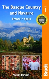 The Basque Country and Navarre: France . Spain (Bradt Travel Guide) - 9781841624822 Photo