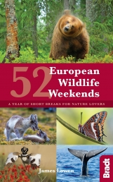 52 European Wildlife Weekends: A year of short breaks for nature lovers Photo