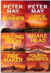 Peter May Collection China Thrillers 6 Books Set Photo