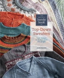 Knitter's Handy Book of Top-Down Sweaters Photo