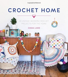 Crochet Home: 20 vintage modern crochet projects for the home Photo