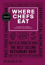Where Chefs Eat: A Guide to Chefs' Favorite Restaurants (Third Edition) Photo