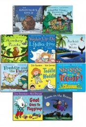 Julia Donaldson 10 Books Collection Set Photo