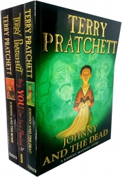 Johnny Maxwell Series Collection 3 Books Set By Terry Pratchett Photo