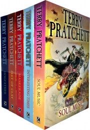by Terry Pratchett