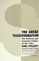 The Great Transformation: The Political and Economic Origins of Our Time Photo