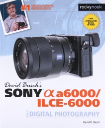 David Buschs Sony Alpha A6000-ILCE-6000 Guide to Digital Photography Photo