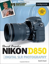 David Buschs Nikon D850 Guide to Digital SLR Photography Photo