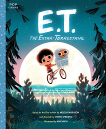 E.T. the Extra-Terrestrial: The Classic Illustrated Storybook Photo