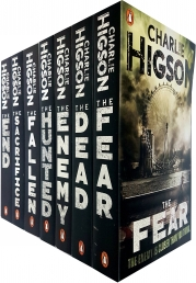 Charlie Higson The Enemy Series 7 Books Collection Set Photo
