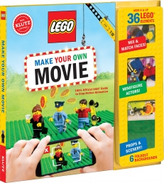LEGO Make Your Own Movie Klutz By Pat Murphy Photo