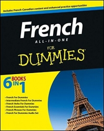 French All-in-One For Dummies: with CD Photo