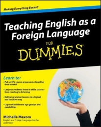 Teaching English as a Foreign Language For Dummies Photo