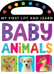 My First Lift and Learn - Baby Animals Photo
