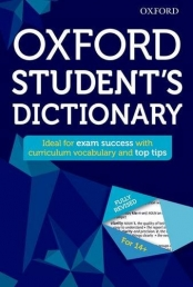 Oxford Student's Dictionary (Oxford Dictionary) Photo