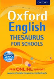 Oxford English Thesaurus for Schools Photo