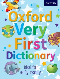 Oxford Very First Dictionary Photo