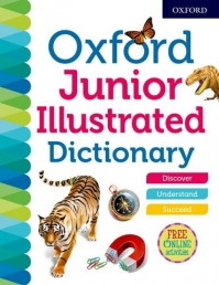 Oxford Junior Illustrated Dictionary (Oxford Dictionaries) Photo