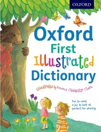 Oxford First Illustrated Dictionary Photo