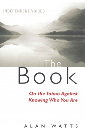 The Book: On the Taboo Against Knowing Who You Are Photo