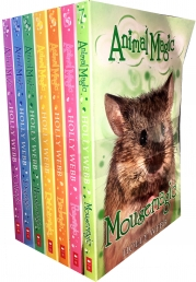 Animal Magic Story Collection Holly Webb 7 Books Set (Catmagic, Dogmagic, Hamstermagic, Rabbitmagic, Birdmagic, Ponymagic, Mousemagic) Photo
