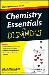 Chemistry Essentials For Dummies 1st Edition Photo