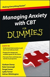 Managing Anxiety with CBT For Dummies Photo
