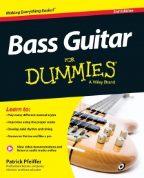 Bass Guitar For Dummies Photo