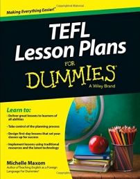 TEFL Lesson Plans For Dummies Photo