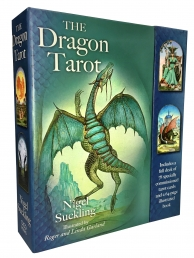 The Dragon Tarot Cards Collection Box Set Photo