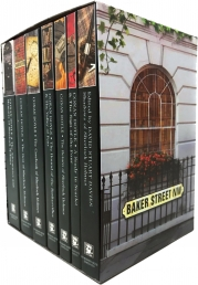 The Complete Illustrated Sherlock Holmes 7 Books Collection Box Set (Wordsworth Box Sets) Photo