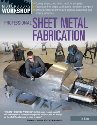 Professional Sheet Metal Fabrication (Motorbooks Workshop) Photo