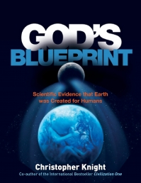 Gods Blueprint - Scientific Evidence that Earth was Created for Humans Photo