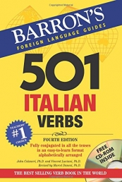 501 Italian Verbs Photo