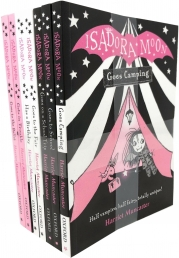 Harriet Muncaster Isadora Moon Series 7 Books Collection Set Photo