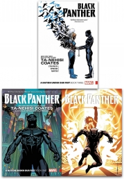 Black Panther A Nation Under Our Feet Collection 3 Books Set Photo