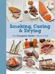 Smoking, Curing & Drying: The Complete Guide for Meat & Fish Photo