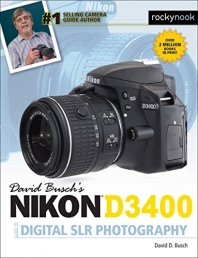 Nikon D3400 Guide to Digital SLR Photography Photo