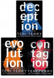 Dark Matter Series Collection Teri Terry 3 Books Set by Teri Terry